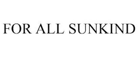 FOR ALL SUNKIND