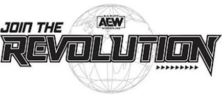 ALL ELITE AEW WRESTLING JOIN THE REVOLUTION