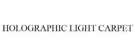 HOLOGRAPHIC LIGHT CARPET
