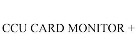 CCU CARD MONITOR +