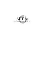 APT 92 LUXURY APARTMENTS