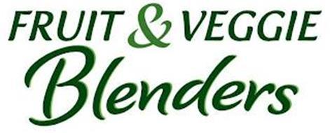 FRUIT & VEGGIE BLENDERS
