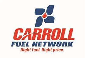 CARROLL FUEL NETWORK RIGHT FUEL. RIGHT PRICE.