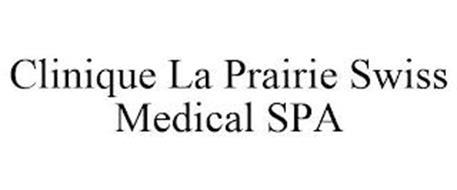 CLINIQUE LA PRAIRIE SWISS MEDICAL SPA