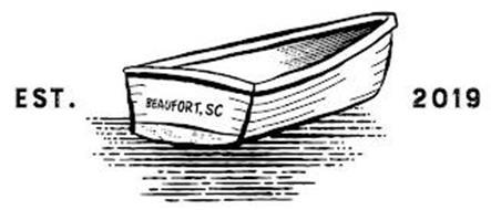 EST. BEAUFORT, SC 2019