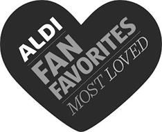 ALDI FAN FAVORITES MOST LOVED