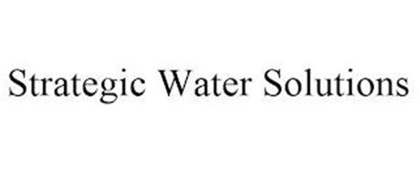 STRATEGIC WATER SOLUTIONS