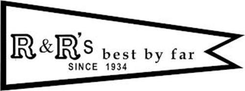 R&R'S BEST BY FAR SINCE 1934