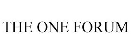 THE ONE FORUM