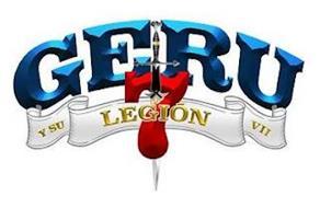 GERU Y SU LEGION 7 VII