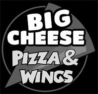 BIG CHEESE PIZZA & WINGS