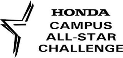 HONDA CAMPUS ALL-STAR CHALLENGE