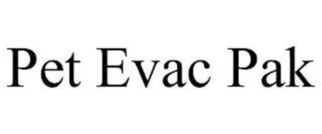 PET EVAC PAK