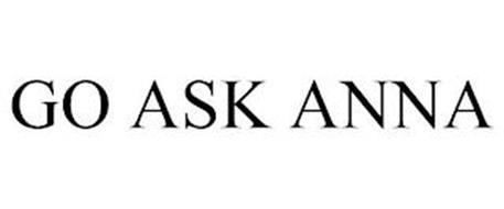 GO ASK ANNA