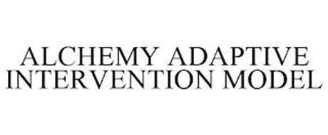 ALCHEMY ADAPTIVE INTERVENTION MODEL