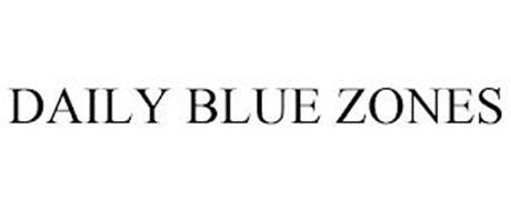 DAILY BLUE ZONES