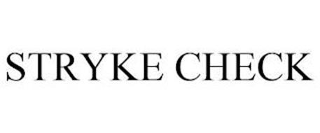 STRYKE CHECK