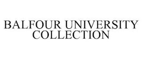 BALFOUR UNIVERSITY COLLECTION