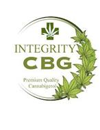 INTEGRITY CBG PREMIUM QUALITY CANNABIGEROL