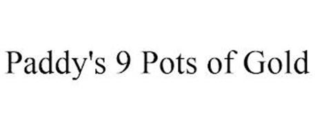 PADDY'S 9 POTS OF GOLD
