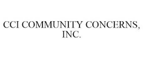 CCI COMMUNITY CONCERNS, INC.