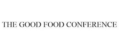 THE GOOD FOOD CONFERENCE