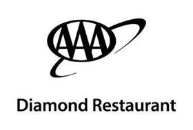AAA DIAMOND RESTAURANT