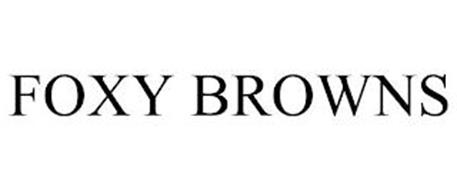 FOXY BROWNS