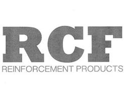RCF REINFORCEMENT PRODUCTS