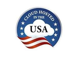CLOUD HOSTED IN THE USA