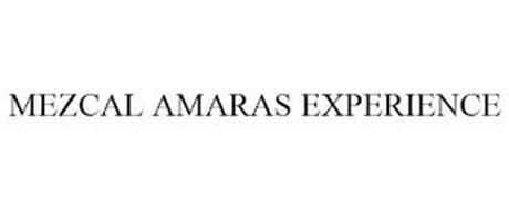 MEZCAL AMARAS EXPERIENCE