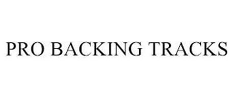 PRO BACKING TRACKS