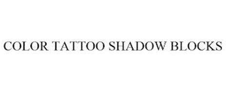 COLOR TATTOO SHADOW BLOCKS