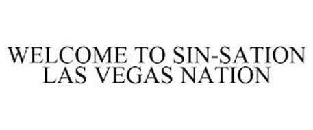 WELCOME TO SIN-SATION LAS VEGAS NATION