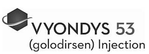 VYONDYS 53 (GOLODIRSEN) INJECTION