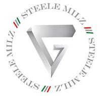 G STEELE MILZ /// STEELE MILZ /// STEELE MILZ ///