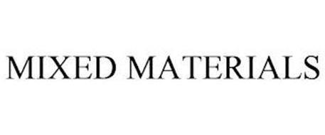MIXED MATERIALS