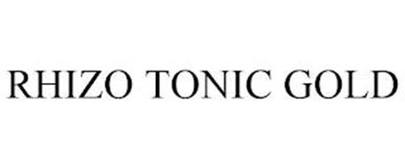 RHIZO TONIC GOLD