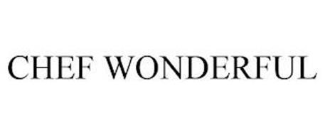 CHEF WONDERFUL