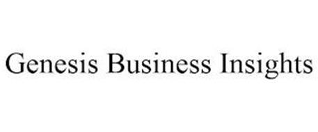 GENESIS BUSINESS INSIGHTS