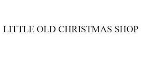 LITTLE OLD CHRISTMAS SHOP
