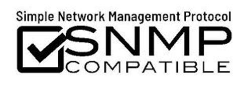 SIMPLE NETWORK MANAGEMENT PROTOCOL SNMP COMPATIBLE