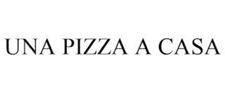 UNA PIZZA A CASA