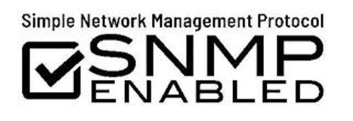 SIMPLE NETWORK MANAGEMENT PROTOCOL SNMP ENABLED