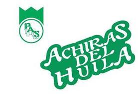 PAS ACHIRAS DEL HUILA