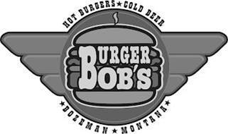 BURGER BOB'S