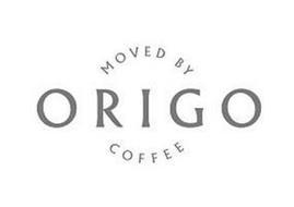 MOVED BY ORIGO COFFEE
