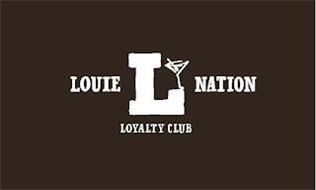 LOUIE L NATION LOYALTY CLUB