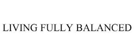 LIVING FULLY BALANCED