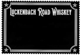 LUCKENBACH ROAD WHISKEY